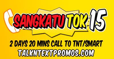 STOK15 Talk 'N Text Promo
