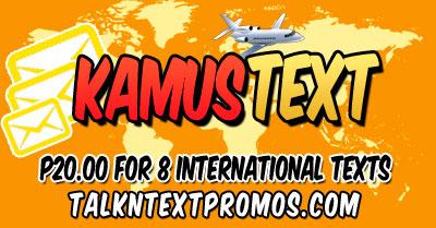 KT20 - KamusText TNT Promo
